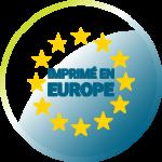 Imprimé en europe