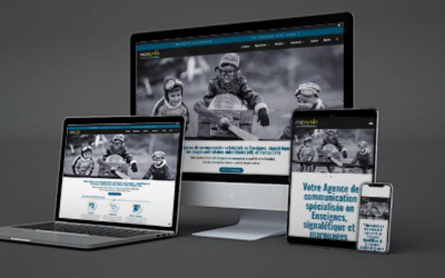Création de site internet, webmaster près de Cholet