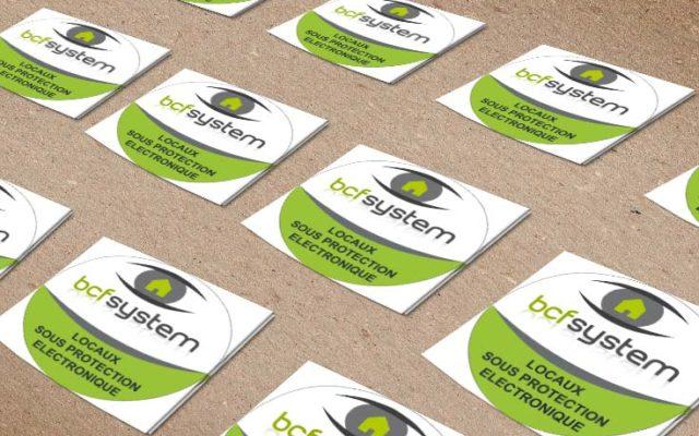 stickers et adhésifs, autocollants près de Cholet