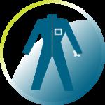 Marquage textile et broderie sur vêtement